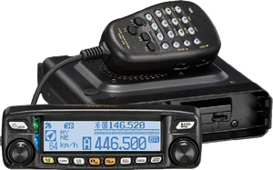 FTM-100DR Mobile Radio - System Fusion