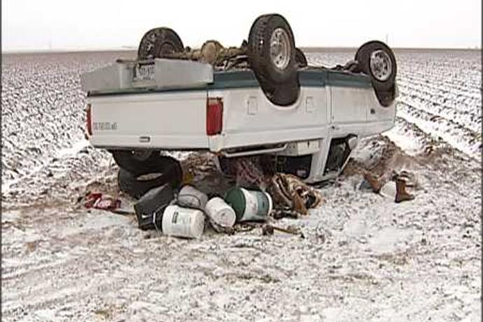 Icy Roads Lead To Non-Stop Car Accidents_-1912063552838218335