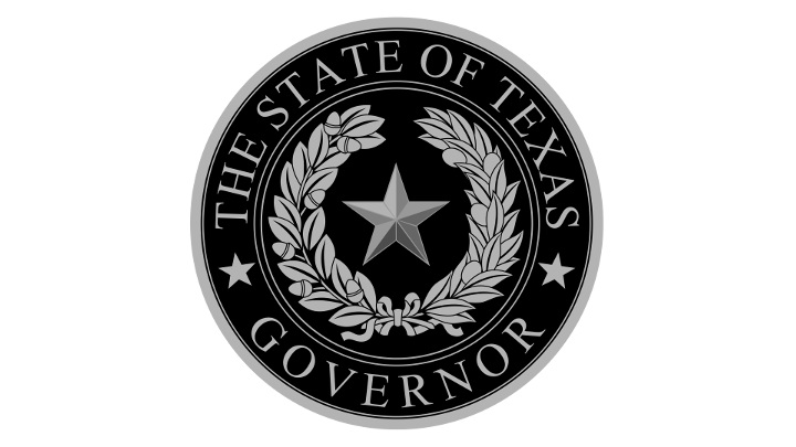 Seal of the Governor of Texas - 720