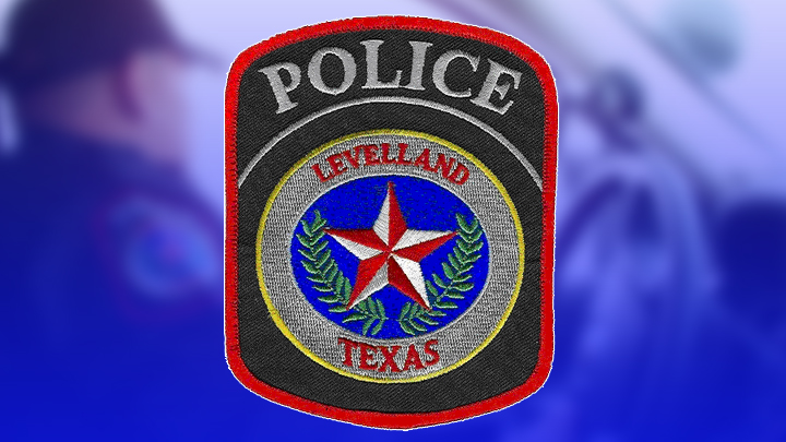 Levelland Police Patch 720