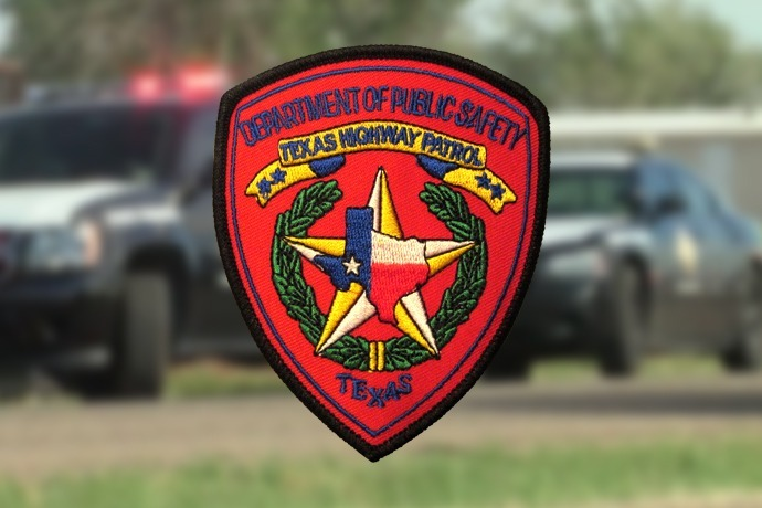 DPS Department of Public Safety logo patch  690 V3