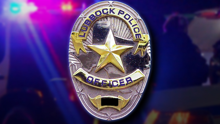 LPD Lubbock Police Badge Updated v03 720