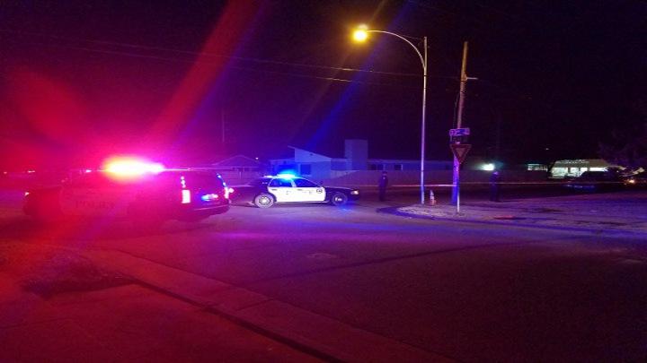 34th & Joliet Shooting Scene, Photo 1 (1-20-17) - 720