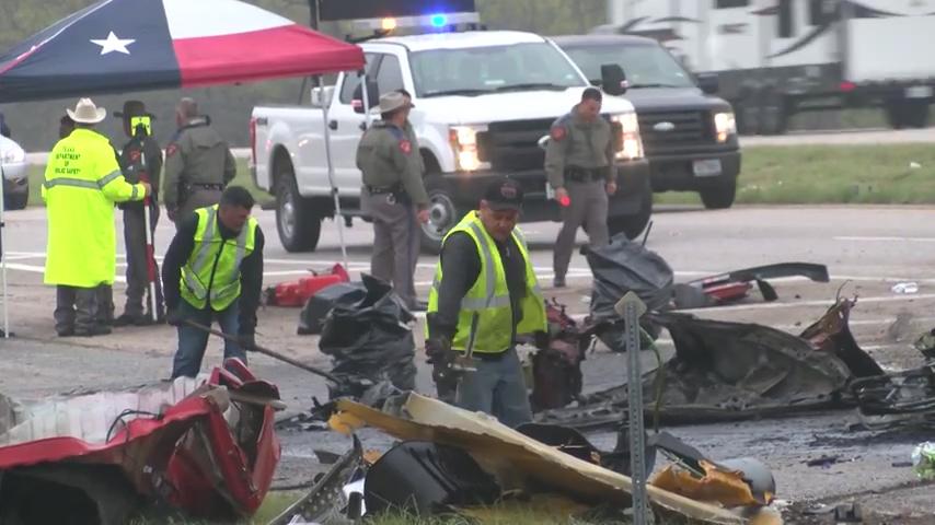 Four Killed from Lubbock near Putnam