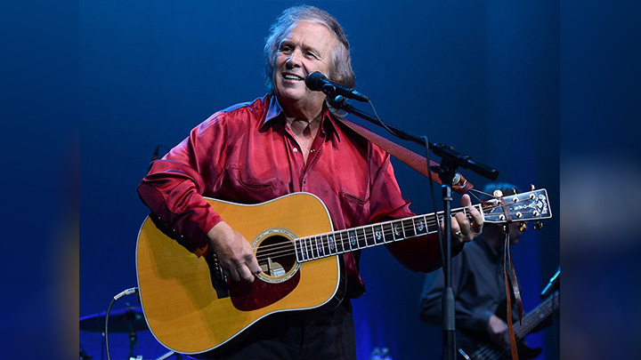 Don McLean cactus theater courtesy image
