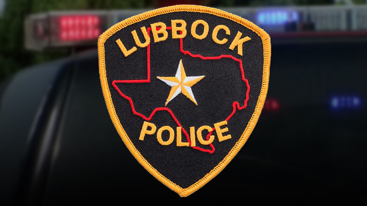 LPD Lubbock Police Patch Updated v03 720