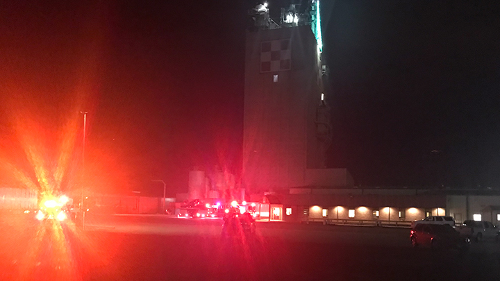 Deadly accident Monday evening at Purina Mills facility