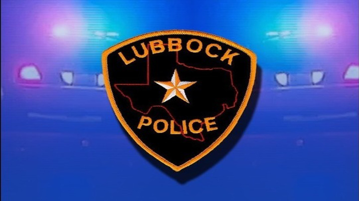 Lubbock Police Department Badge (Version 2) - 720