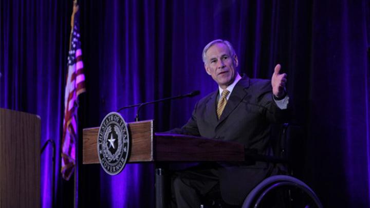 Abbott Speaks at 2019 Texas Farm Bureau Leadership Conference - 720