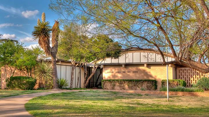 Lubbock Municipal Garden & Arts Center (GAC) - 720