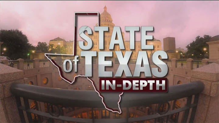 State of Texas In Depth Logo (2018, Version 4) - 720