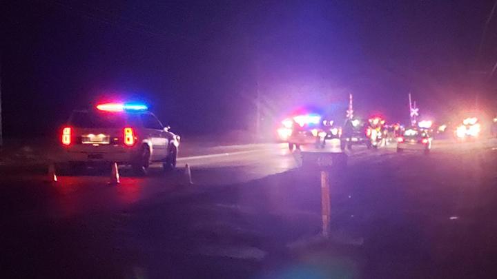 3 vehicle Crash Near Shallowater 720