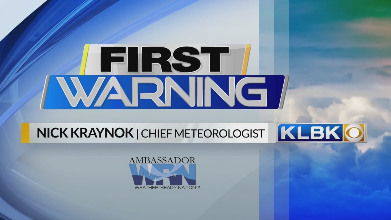 KLBK AM Weather February 20, 2019