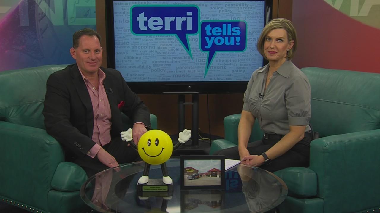 Terri Tells You - Affordable Self Storage