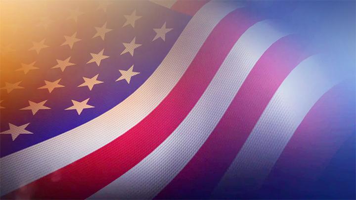 American Flag - 720