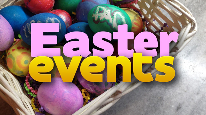 Easter Events - 720