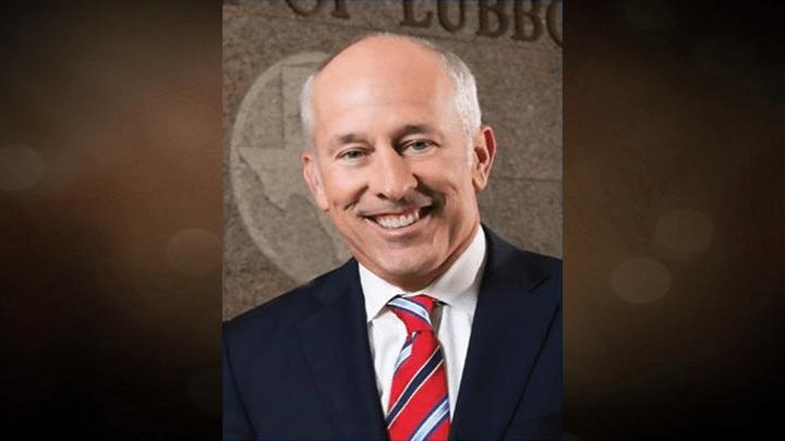 Lubbock Mayor Dan Pope (2018) - 720