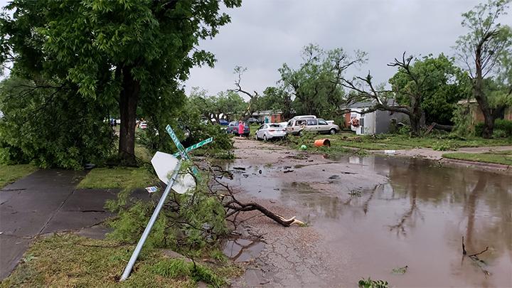 Abilene Storm Damage 2 (5-18-19) - 720