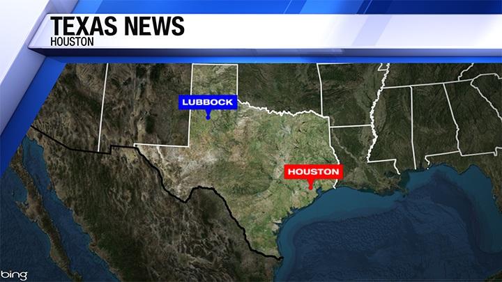 KAMC Houston Locator Map (2019) - 720