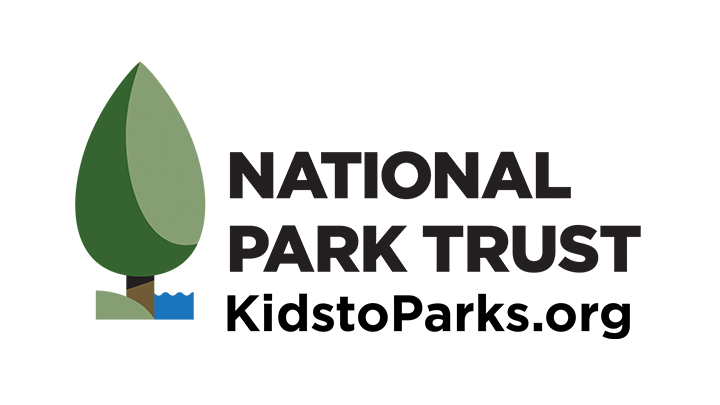 Kids to Park, National Park Trust Logo - 720