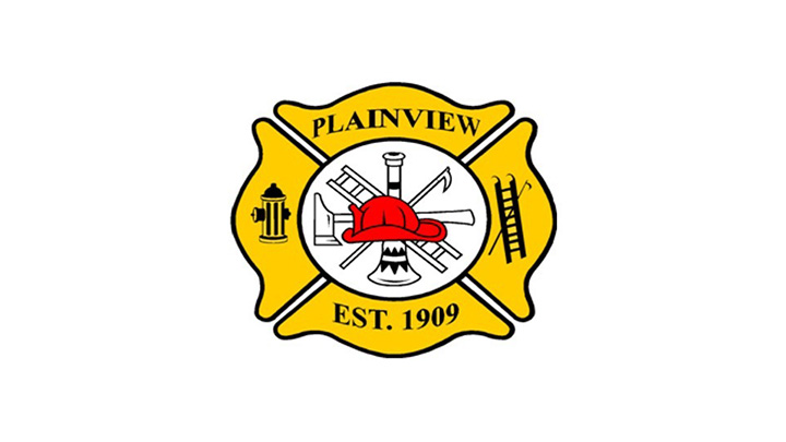 Plainview Fire Department Logo (2019) - 720
