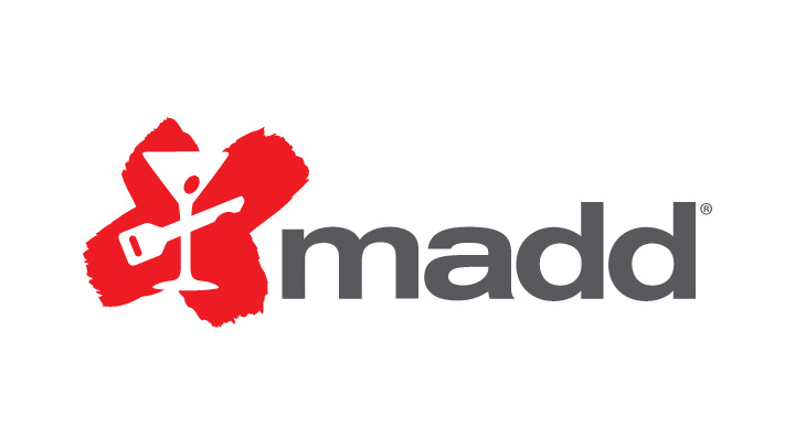 MADD, Mothers Against Drunk Driving Logo - 720
