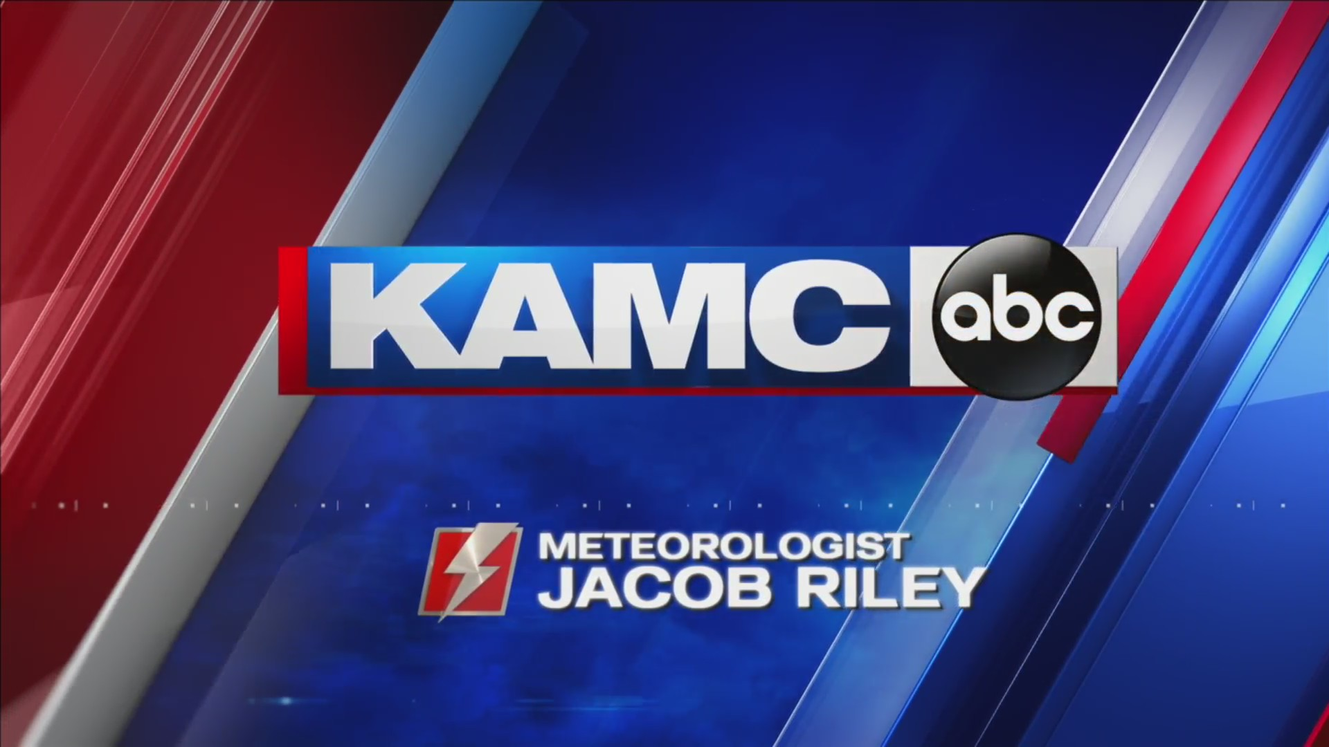 KAMC Weather Webcast with Meteorologist Jacob Riley: August 25th, 2019