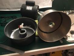 DIY Homemade Slanted Lapidary Grinding Wheel Wheel Pan - NateBerends.com - 0105-18-171207