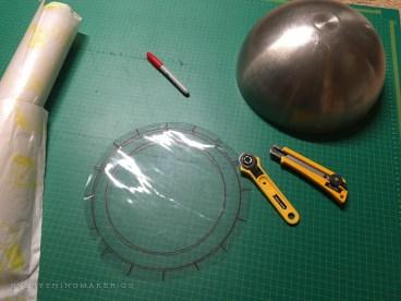 DIY Homemade Slanted Lapidary Grinding Wheel Wheel Pan - NateBerends.com - 0111-02-171211