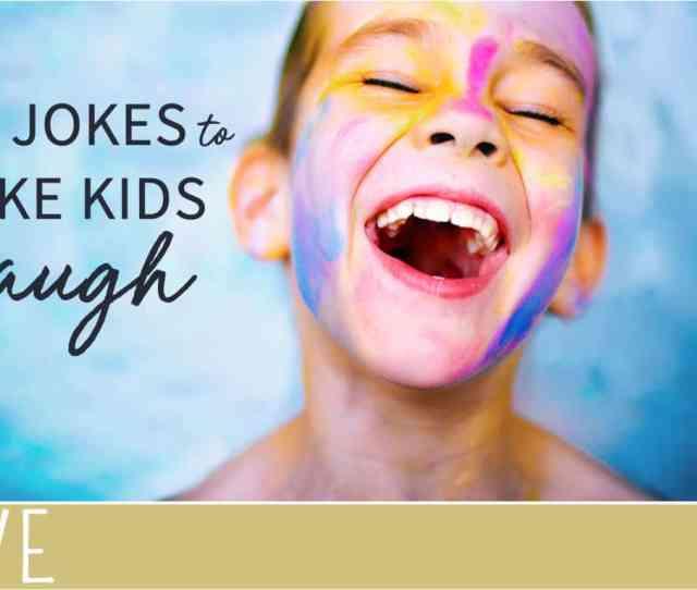 60 Jokes For Kids To Make Them Laugh