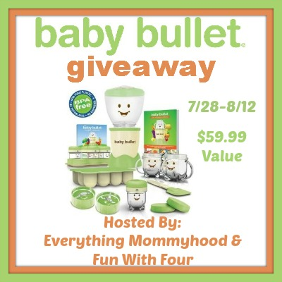 baby bullet event