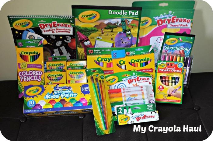 crayolahaul