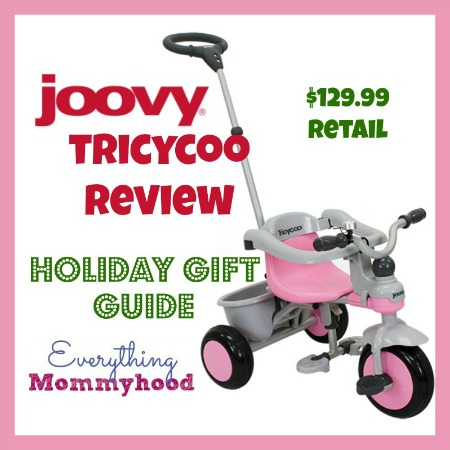 joovy tricycoo review