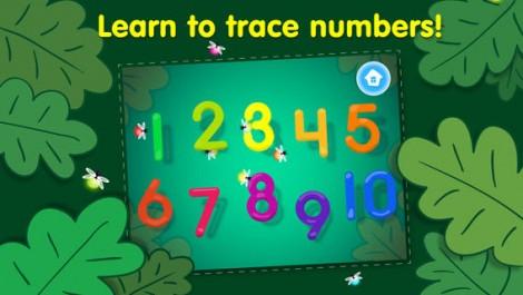tracenumbers