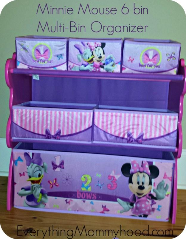 MinnieMouseOrganizer