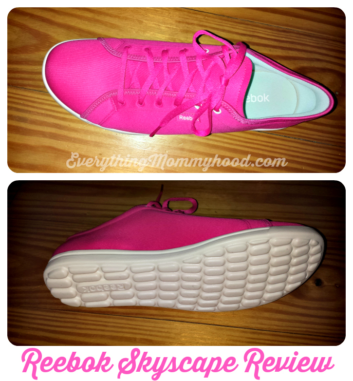 Reebok  Skyscape Runaround Walking Shoes Review -  MC  sponsored ... 8fa73441d