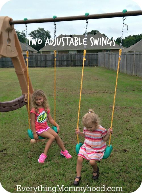 Little Tikes Swings