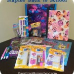 Staples Back To School Review & (3) $50 Gift Card Giveaway – ends 8/31 #StaplesB2S #MomBuzz