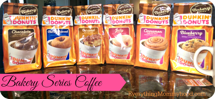 Dunkin Donuts Bakery Series Coffee Review