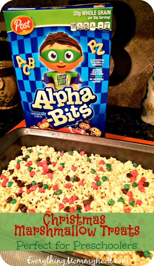 ChristmasMarshmallowTreats