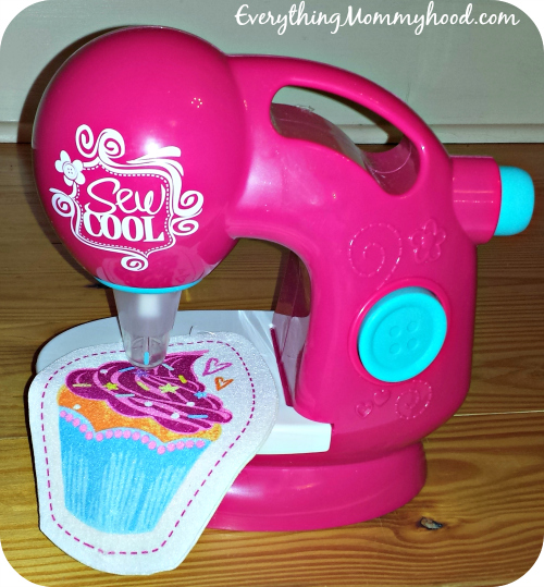 Spin Master Sew Cool Sewing Studio Product Review # ...