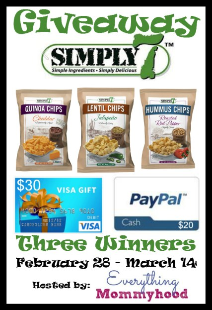 Simply7 Giveaway
