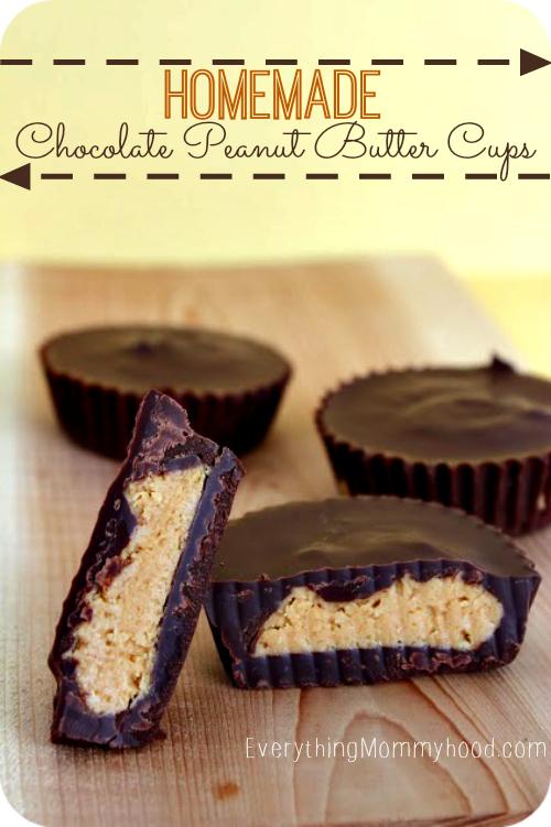Chocolate Peanut Butter Cups 1