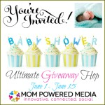 Bloggers and Brands! Ultimate Baby Shower Giveaway Hop Sign Up!