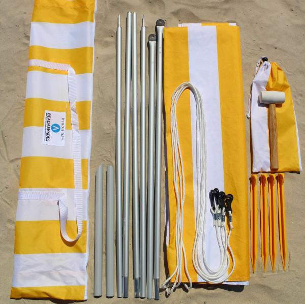 beach shade inclusion