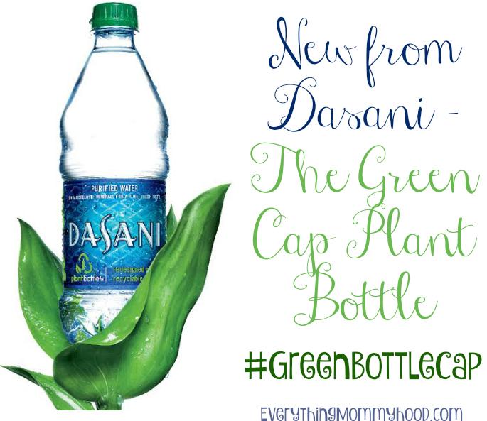 Dasani Green Cap