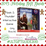 Holiday Gift Guide: Flash and Thunder Interactive Game by Invicta #UltGiftGuide2015