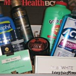 Subscription Box Review: Men's Health Box Perfect for Valentine's Day #MensHealthBox