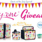 Thirty-One Sweet Sprinkles Giveaway Retail $105 – ends 7/31 #icecream