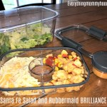 Lunch On The Go and Santa Fe Salad Recipe! Plus a Giveaway! – ends 9/28 #StoredBrilliantly